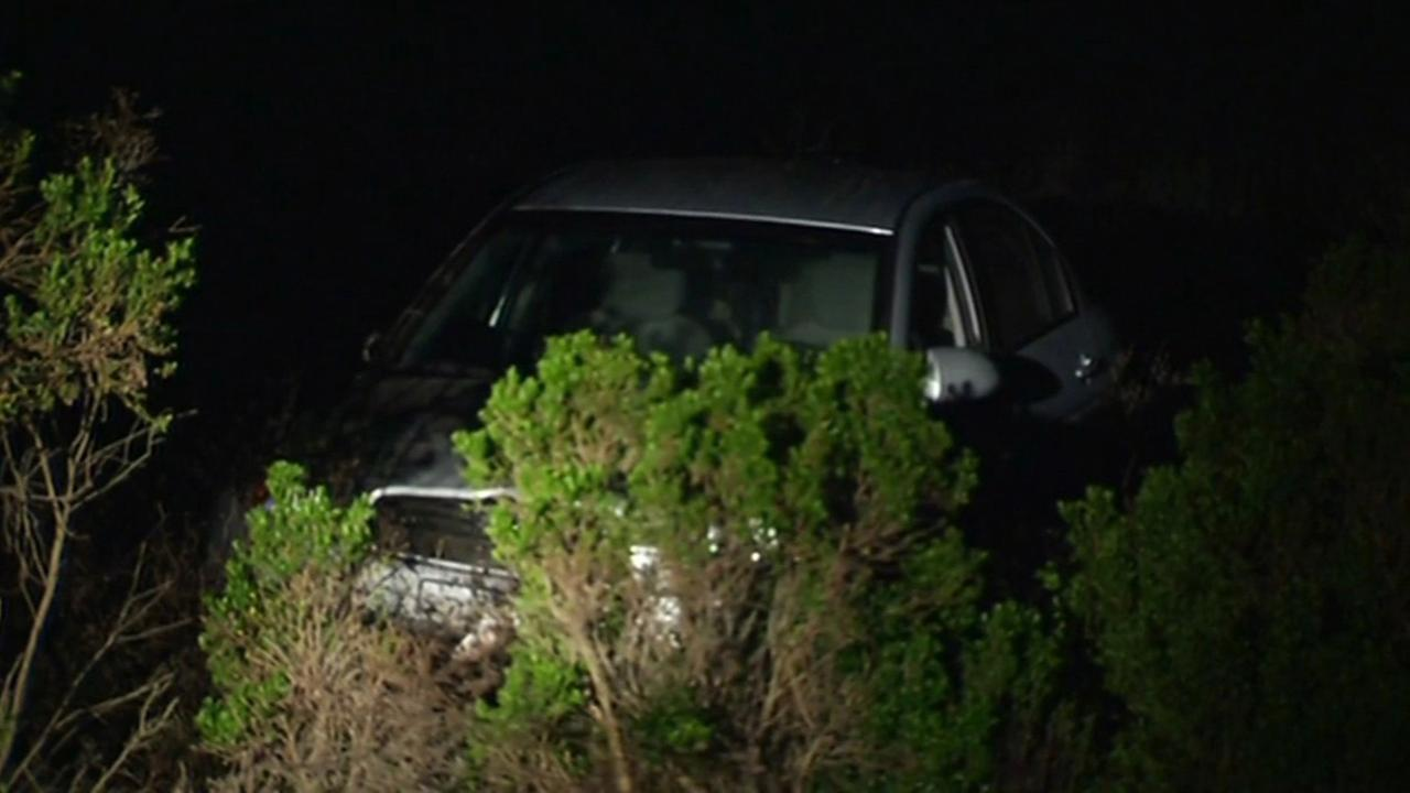 Car that went missing near San Pablo Dam Reservoir