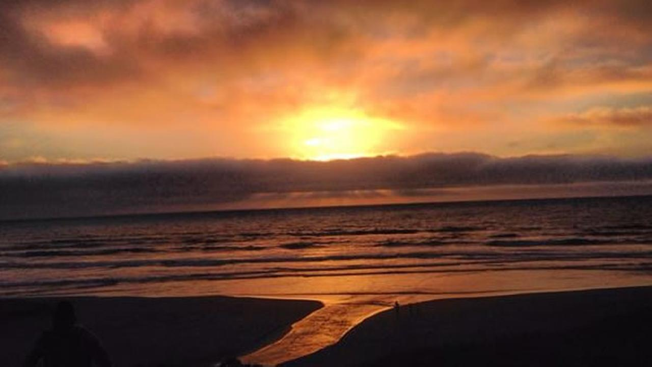 Spring sunset in Bodega Bay (Photo submitted via uReport)