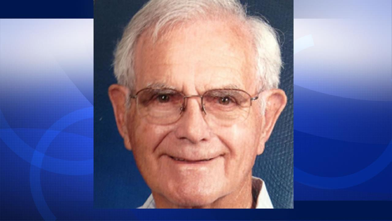 Missing San Jose man Alfred Rufiange.