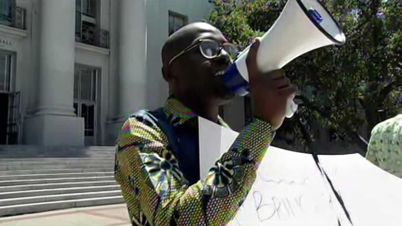 Nigerian students at Cal call for government reform