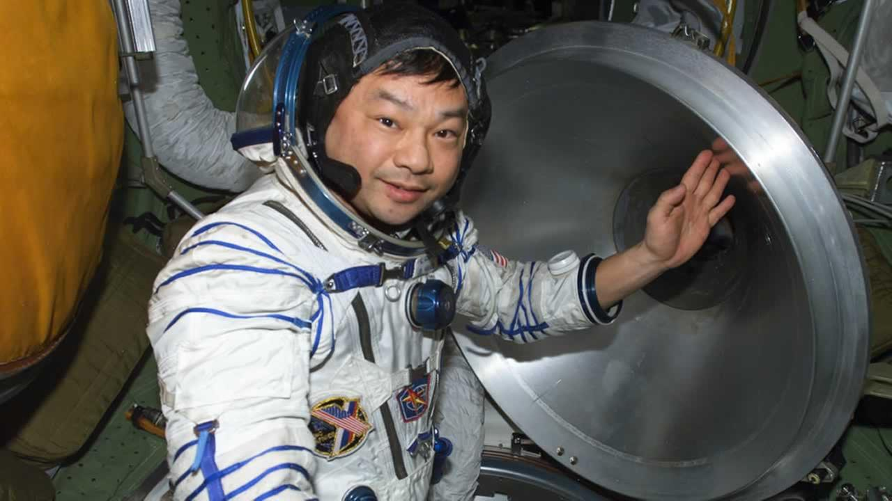 Former astronaut Dr. Leroy Chiao - a Danville native - made four different trips into space over his 15 year career with NASA. He logged over 229 days in space.