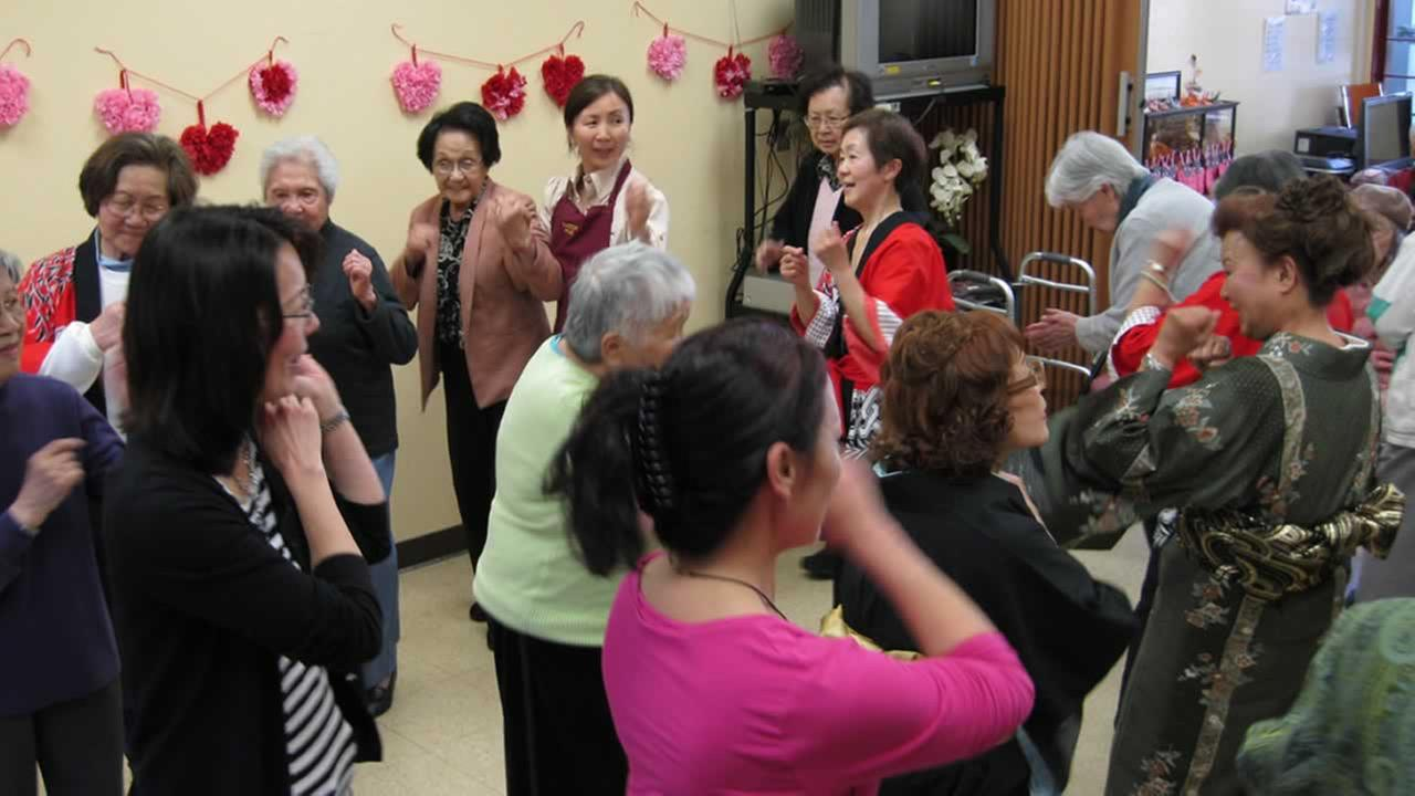 The word Kimochi means feeling in Japanese, but all across the Bay Area, the name Kimochi refers to an amazing organization dedicated to caring for Japanese-American elders.