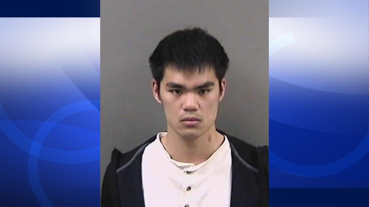 UC Berkeley student Jason Do, 19, is accused of shooting several cellphone videos of women showering in dormitories.