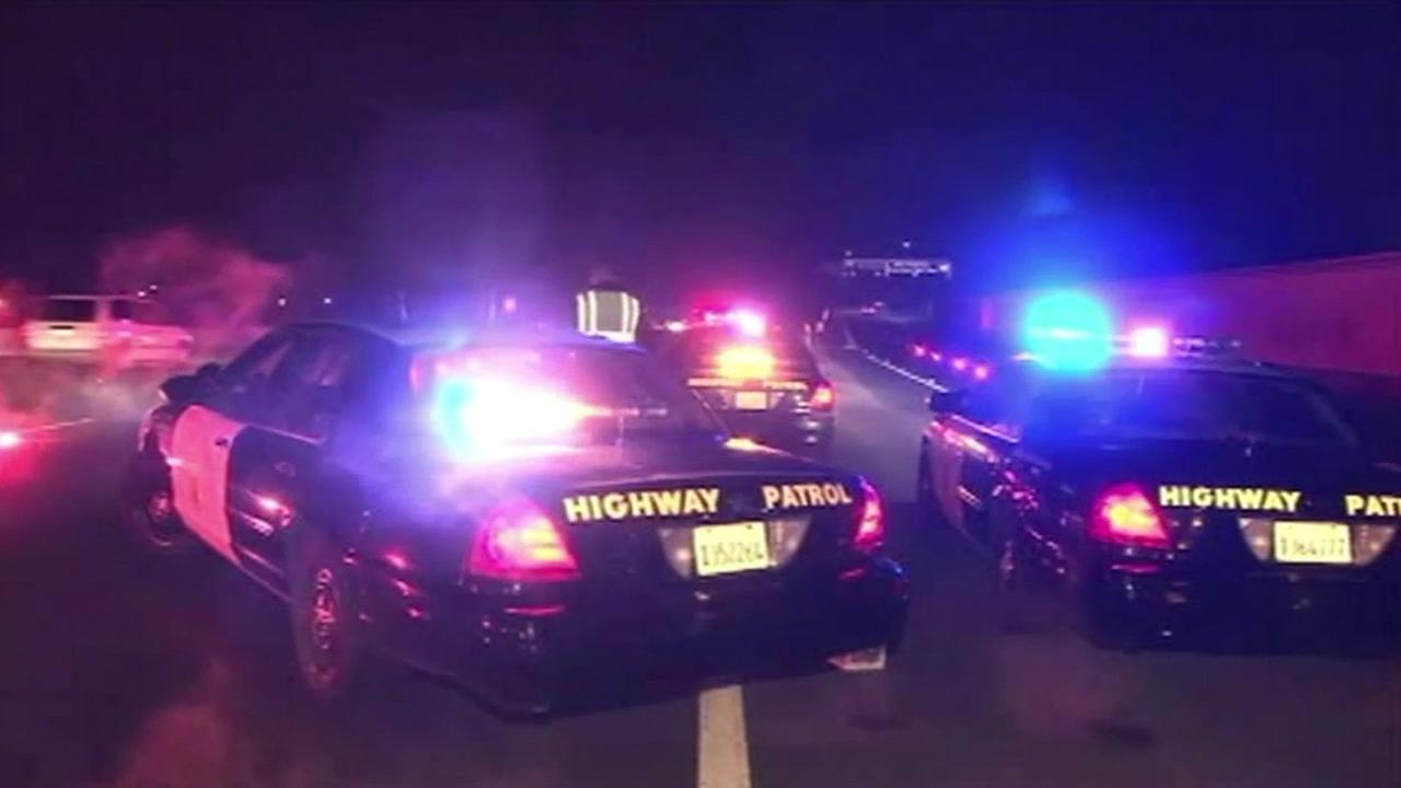Pedestrian struck on Highway 101 in San Jose