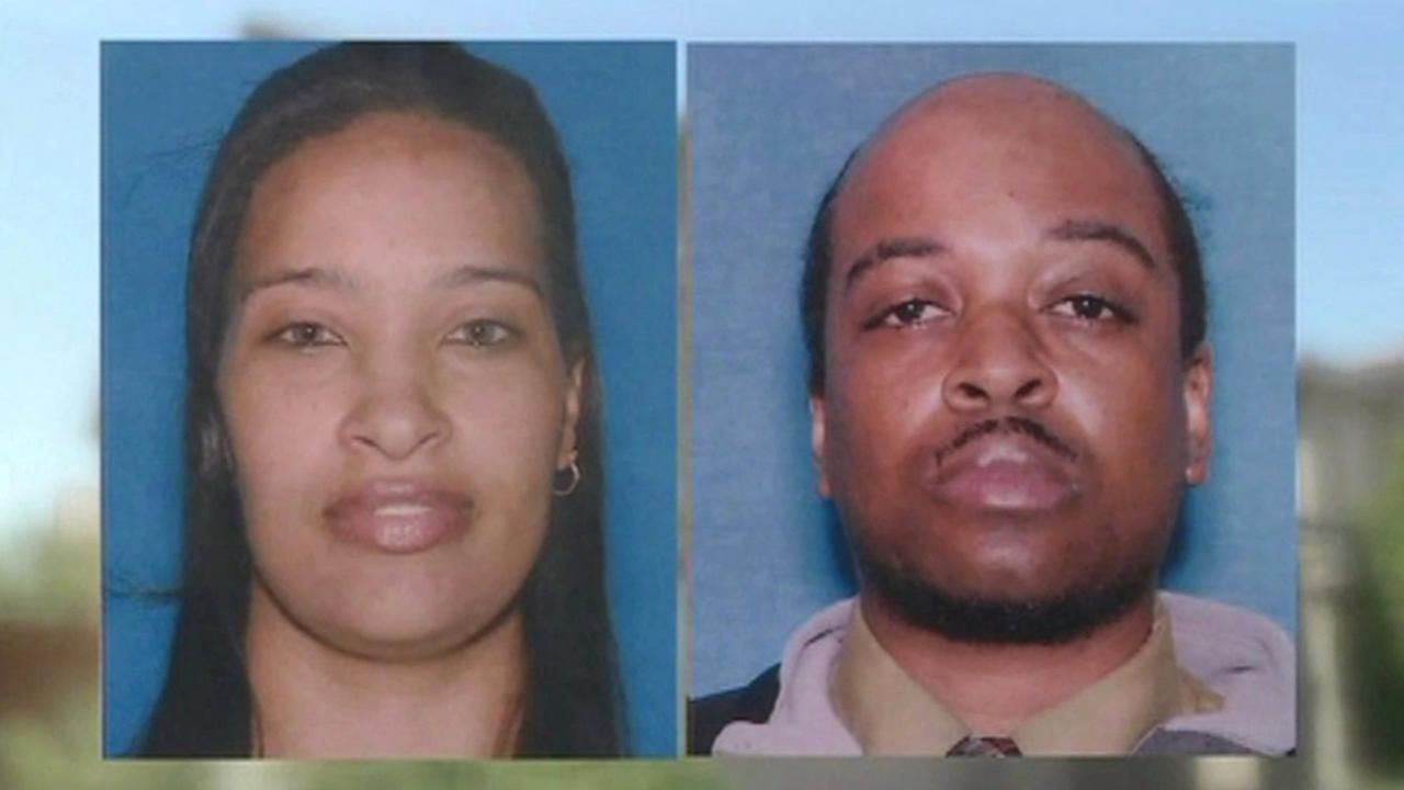 Kellie Cherie Phillips, 38, and 39-year-old Jondrew Megil Lachaux are wanted for questioning in connection with the death of their 3-year-old daughter in North Las Vegas.