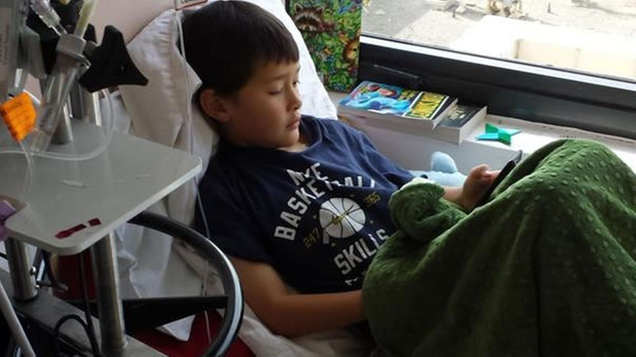The Bay Area-based Asian American Donor Program urges you to register as a bone marrow donor so you can help save the lives of people like 7-year-old Baylor Fredrickson.