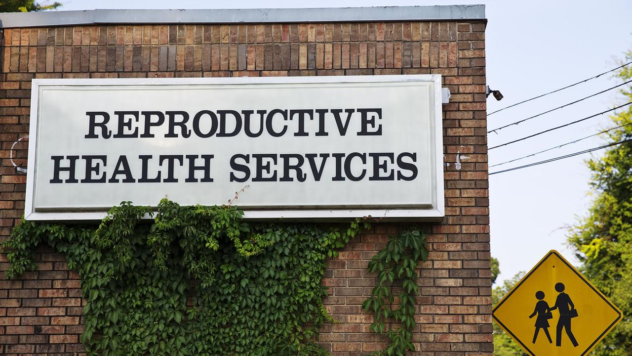 Reproductive Health Services building