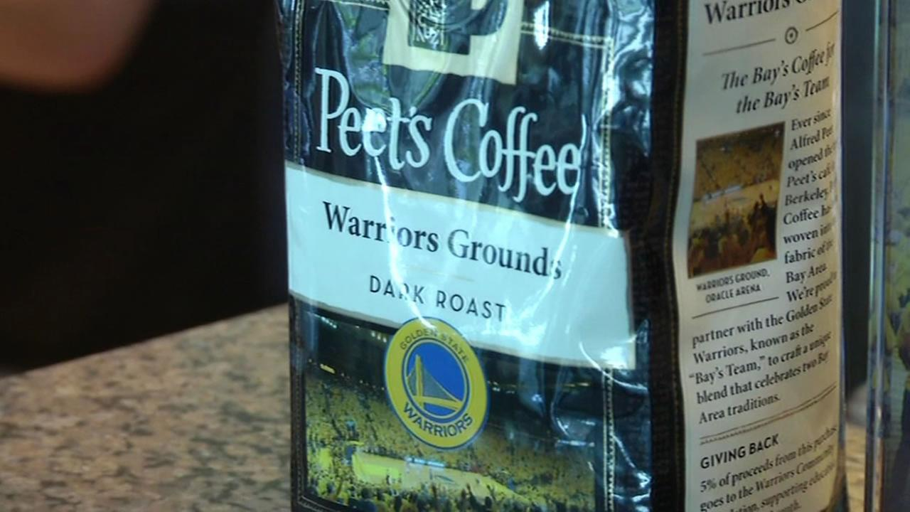 Warriors coffee