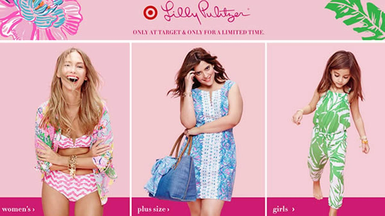 The launch of Lilly Pulitzers limited edition line at Target created a shopping frenzy on April 19, 2015, with the collection selling out in many stores and online in minutes.