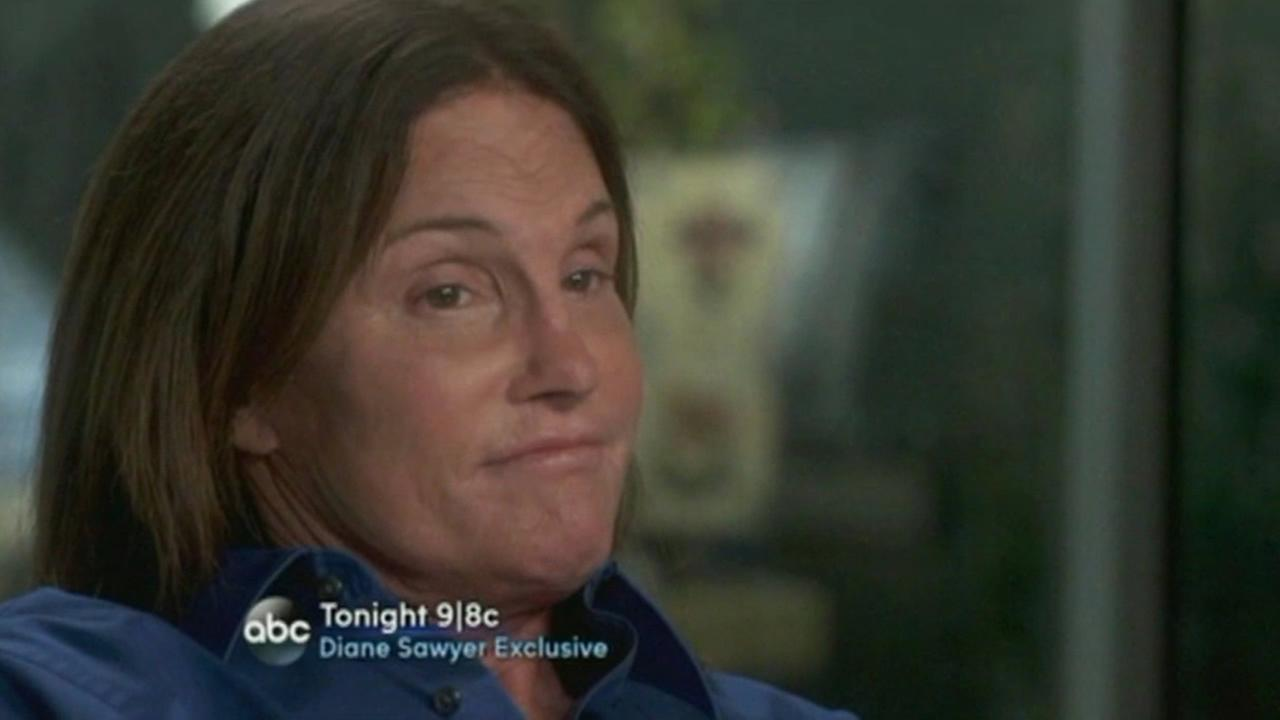 Bruce Jenner will speak exclusively with Diane Sawyer in an interview on ABC on April 24, 2015.