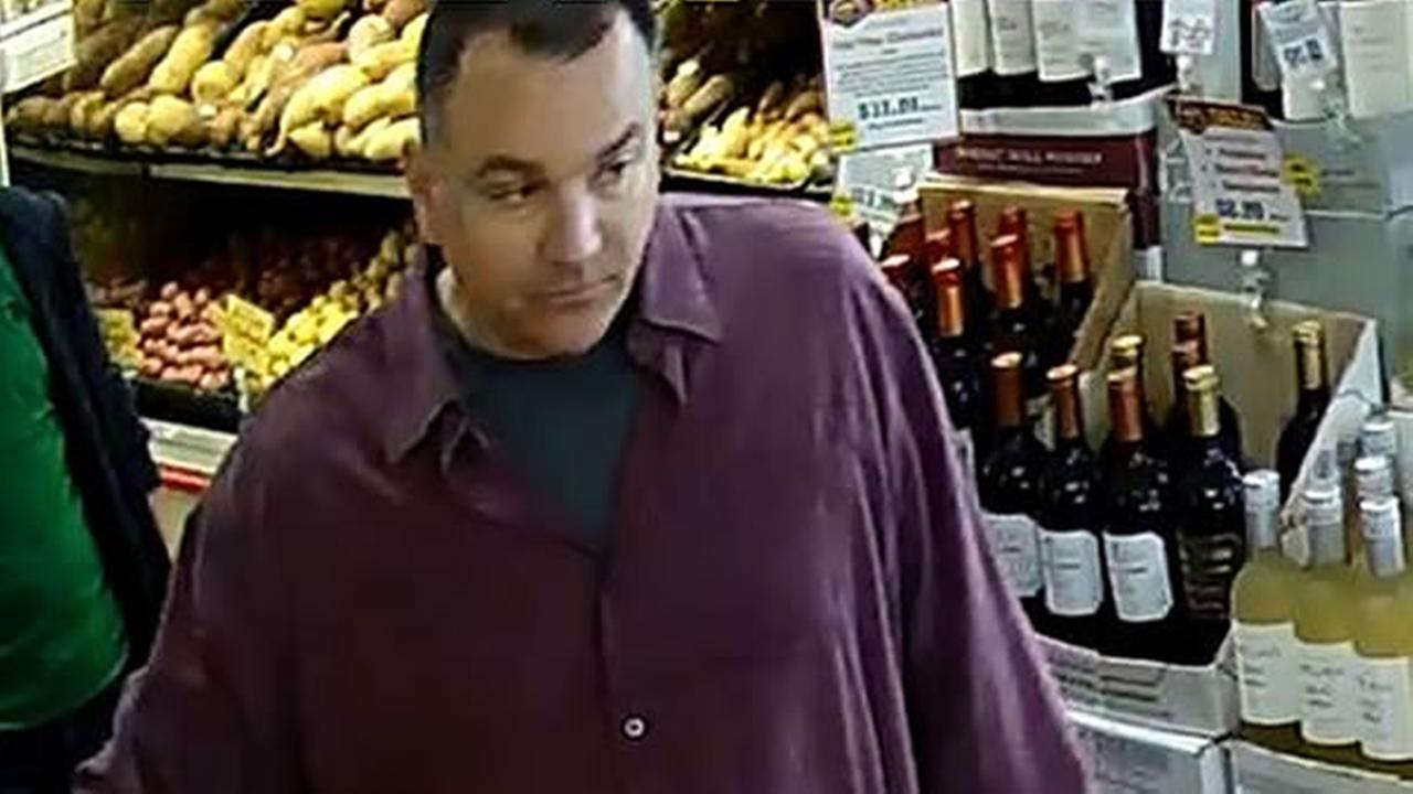 Palo Alto police are hoping that surveillance video can help identify a man suspected of grabbing a 12-year-old girls buttocks at a food market at the Stanford Shopping Center on Sunday.