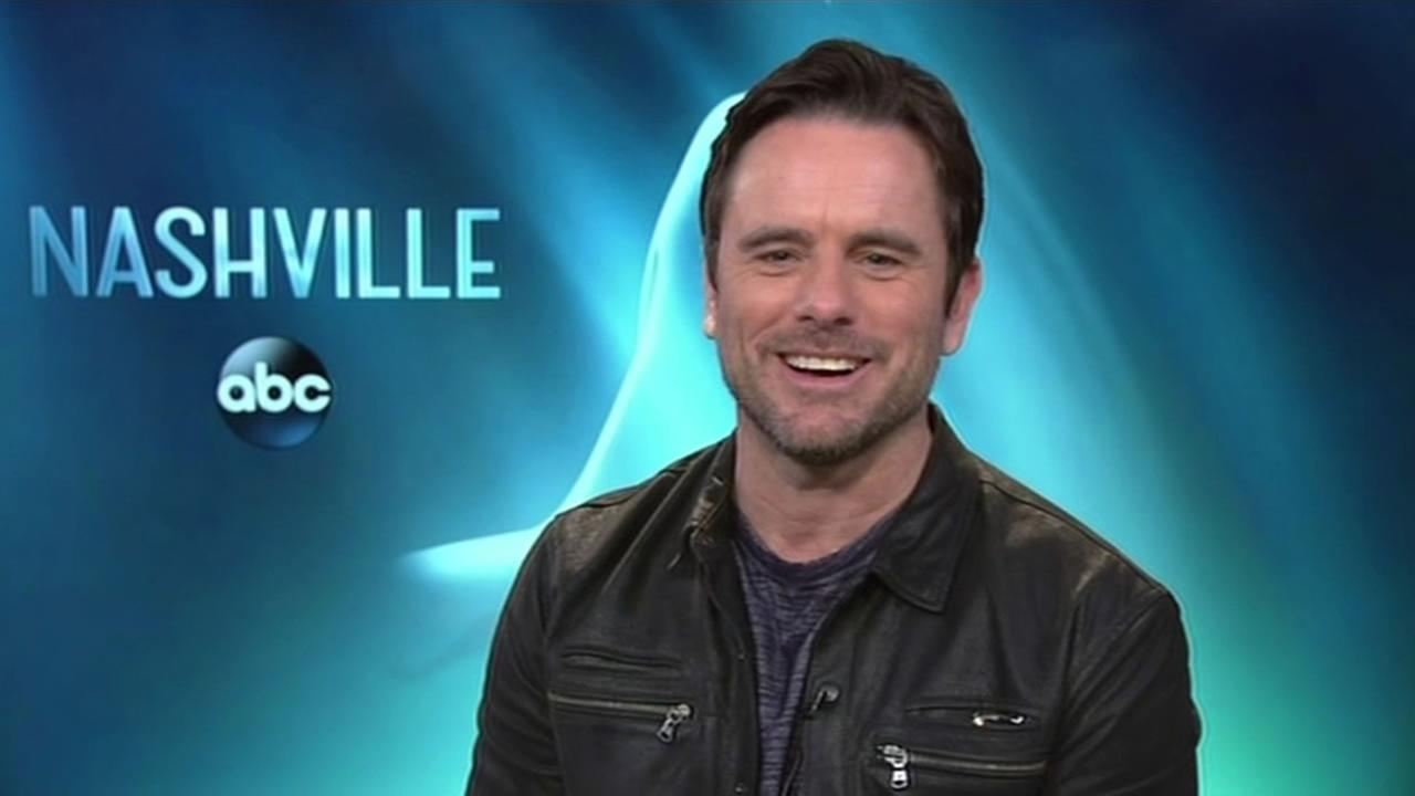 Charles Esten, who plays Deacon Claybourne on ABCs Nashville, discusses the hit series upcoming concert tour, which comes to San Francisco on Friday, May 8, 2015.