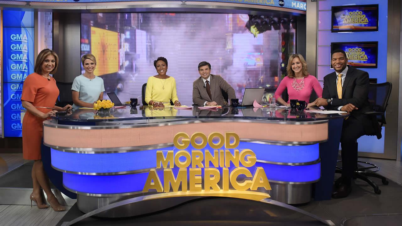 Good Morning America Photos : Watch good morning america on abc news