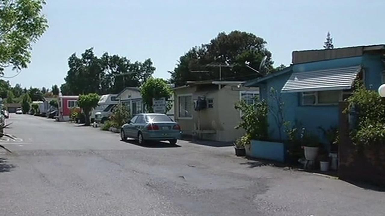 FILE 400 Residents Of The Buena Vista Mobile Home Park In Palo Alto Are Facing