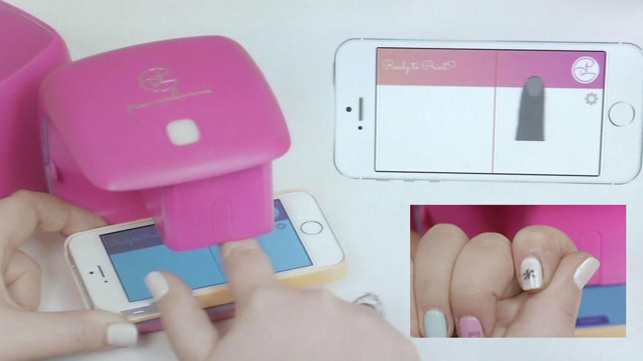 Nailbot app