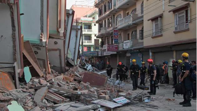 Latest Nepal Earthquake Earthquake to Strike Nepal