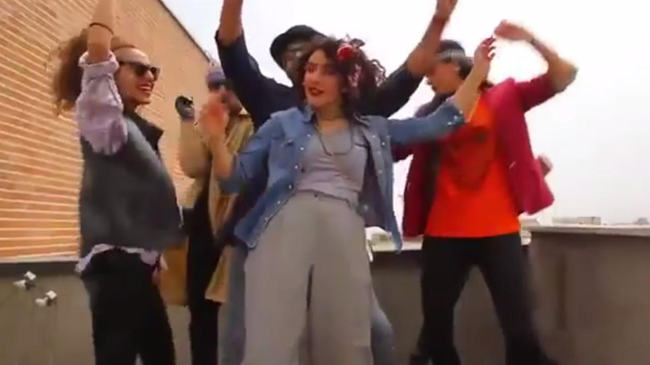 Six young people in Iran were arrested for dancing to singer Pharrell Williams hit song Happy and posting it online.