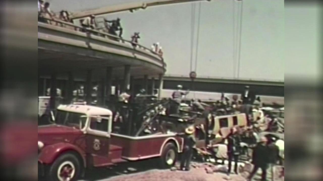 Twenty nine people with Yuba City High School died on May 21, 1976 when their school bus plunged over the railing of the Marina Vista off-ramp in Martinez, Calif.