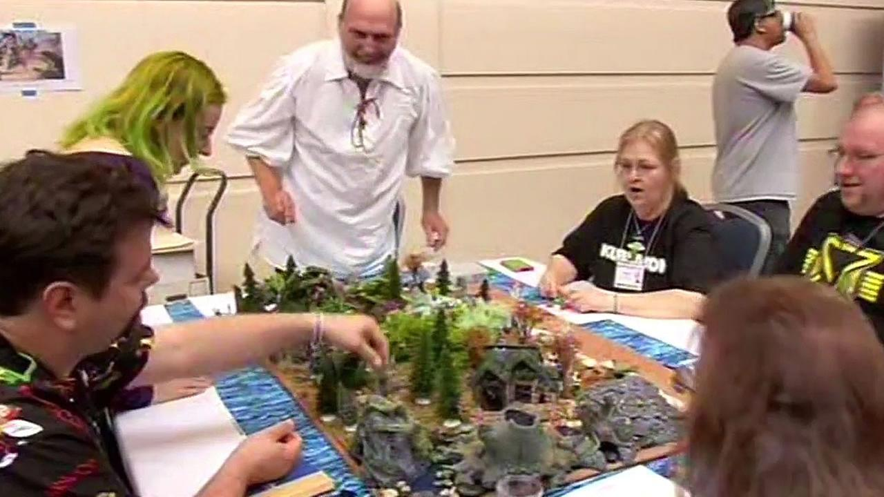 KublaCon board game convention