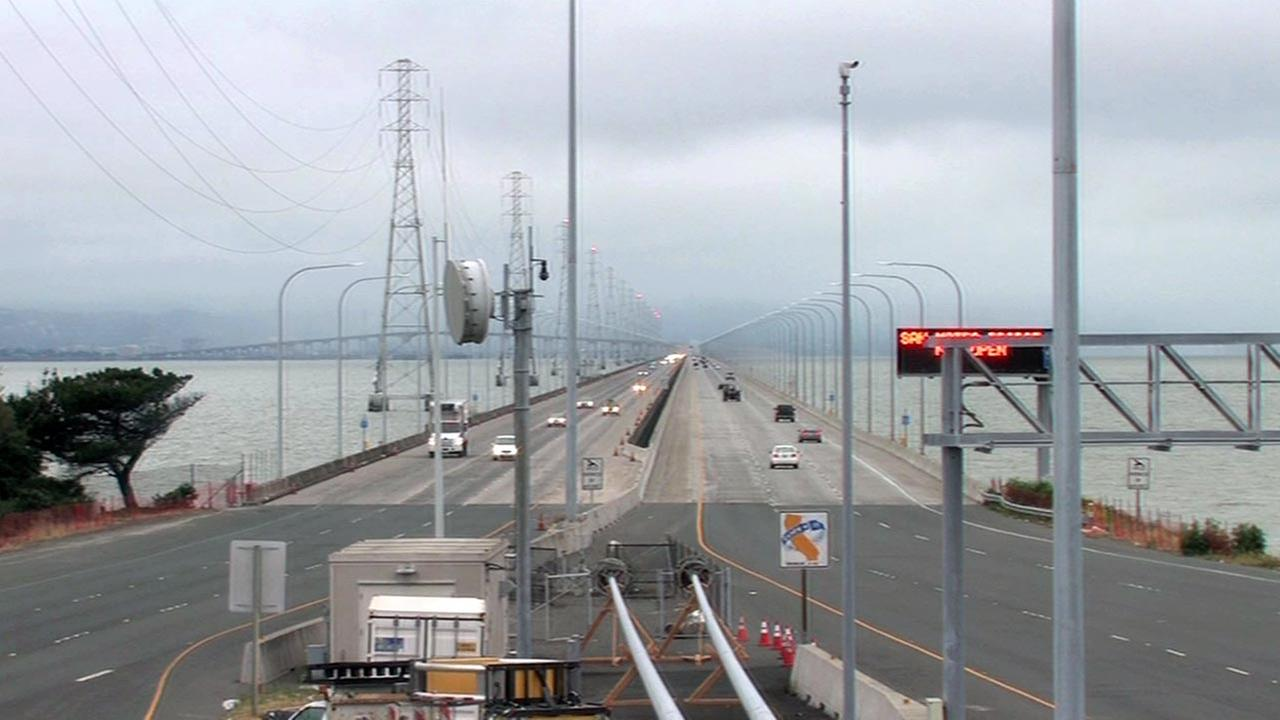 San Mateo Bridge