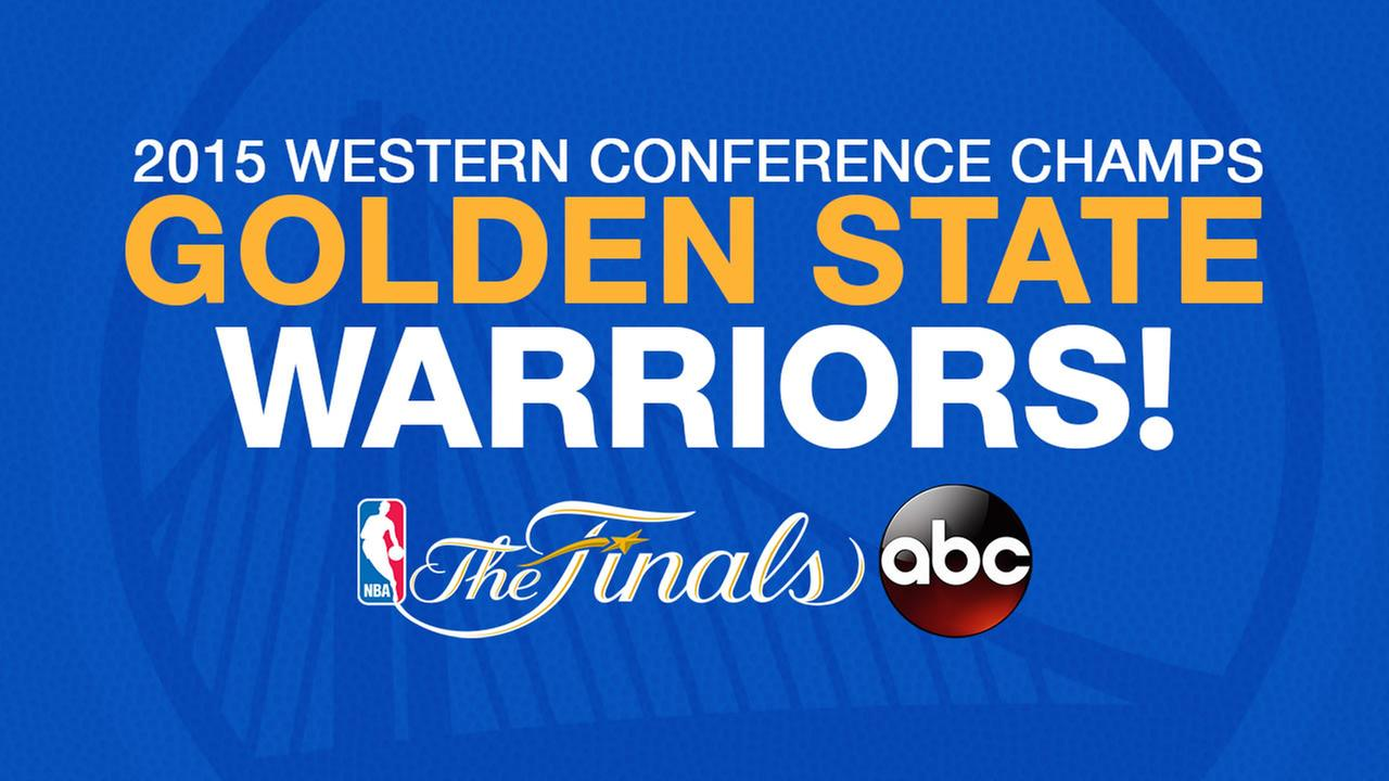 ABC7 News Sports | #DUBSON7: Golden State Warriors 2015 NBA Finals Schedule | abc7news.com