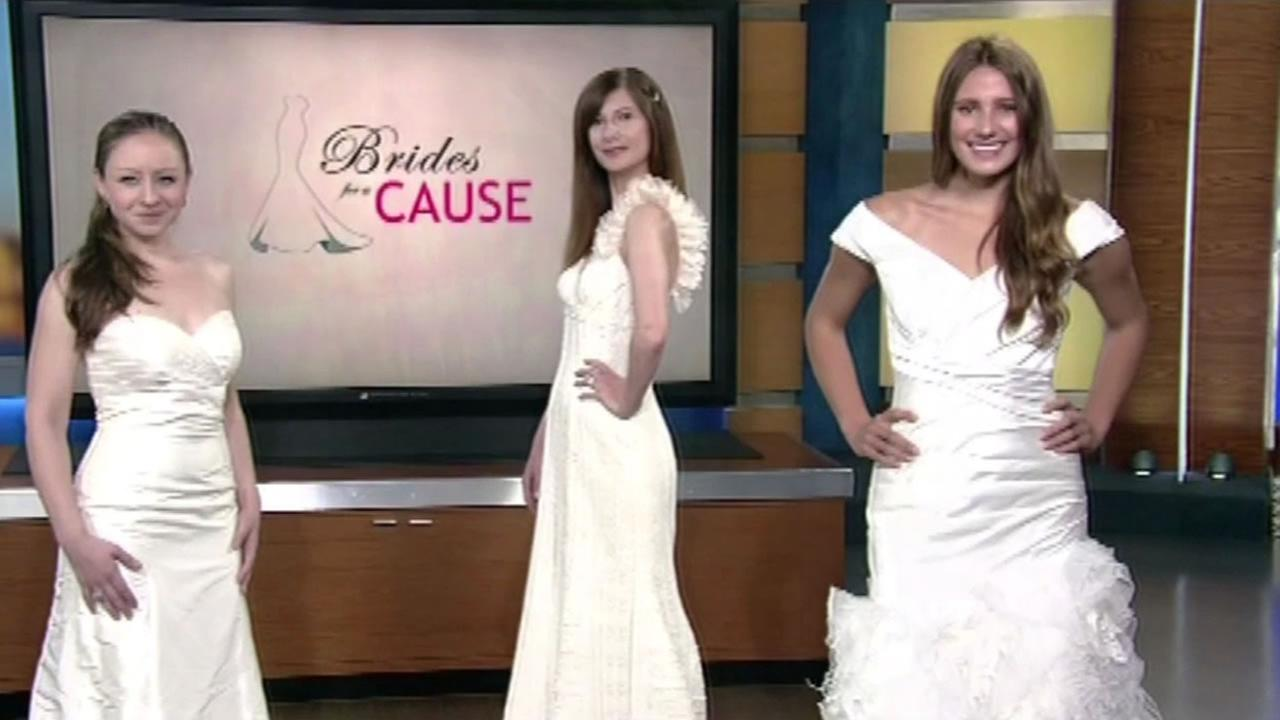 Brides for a Cause is holding an event in Sunnyvale, Calif. on May 29, 2015.