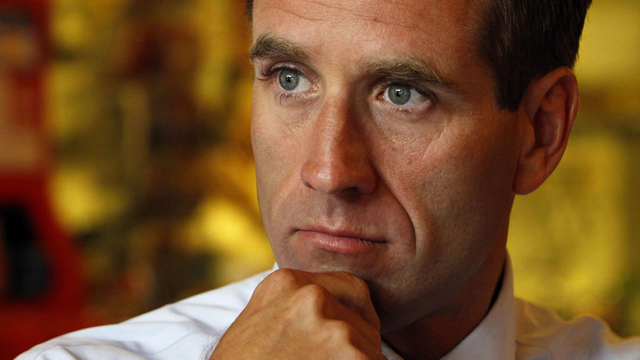 Delaware Attorney General Beau Biden responds to a question during an interview with the Associated Press in Dover, Del., Wednesday, Aug. 11, 2010. (AP Photo)