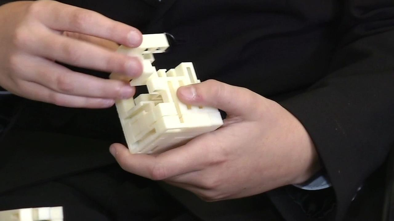 Projects created by Bay Area high school students will be 3-D printed at the International Space Station.