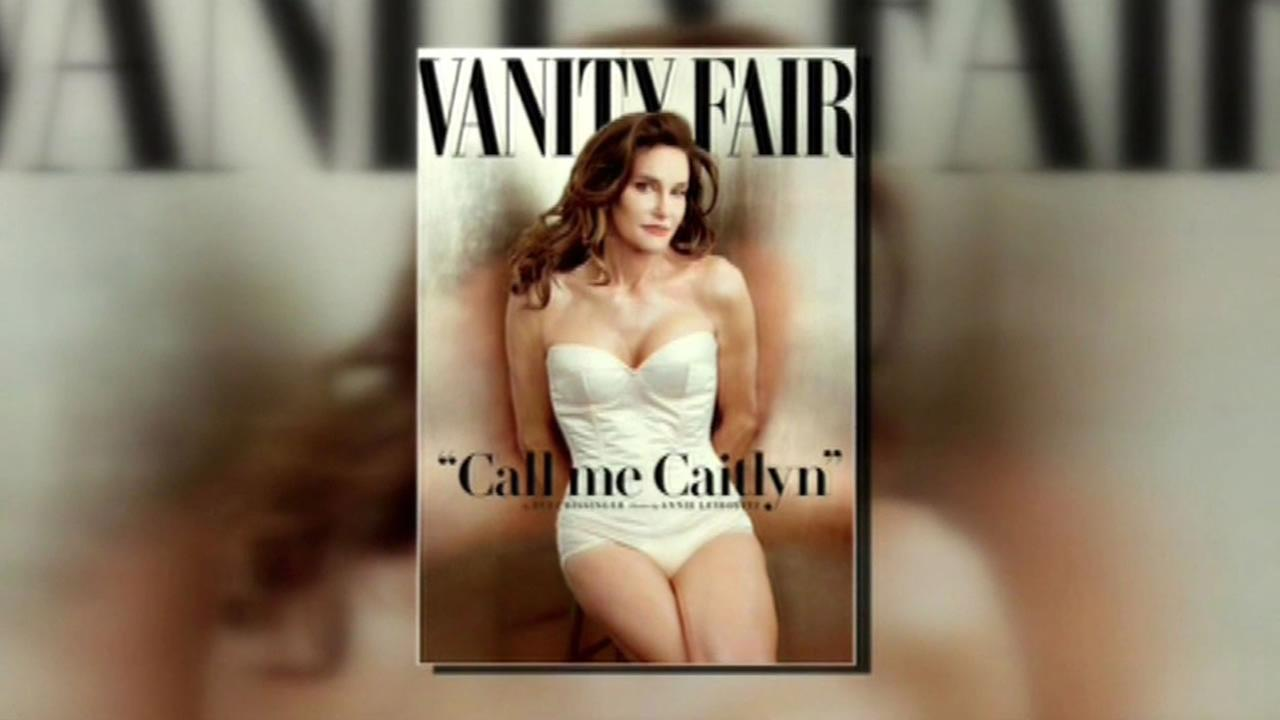 Caitlyn Jenner made her debut on the cover of Vanity Fair on Monday, June 1, 2015.