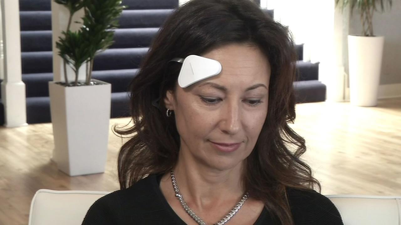 Thync, a Los Gatos-based company, has developed a wearable device that modulate a persons mood.