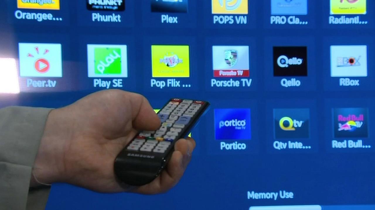 streaming movie service