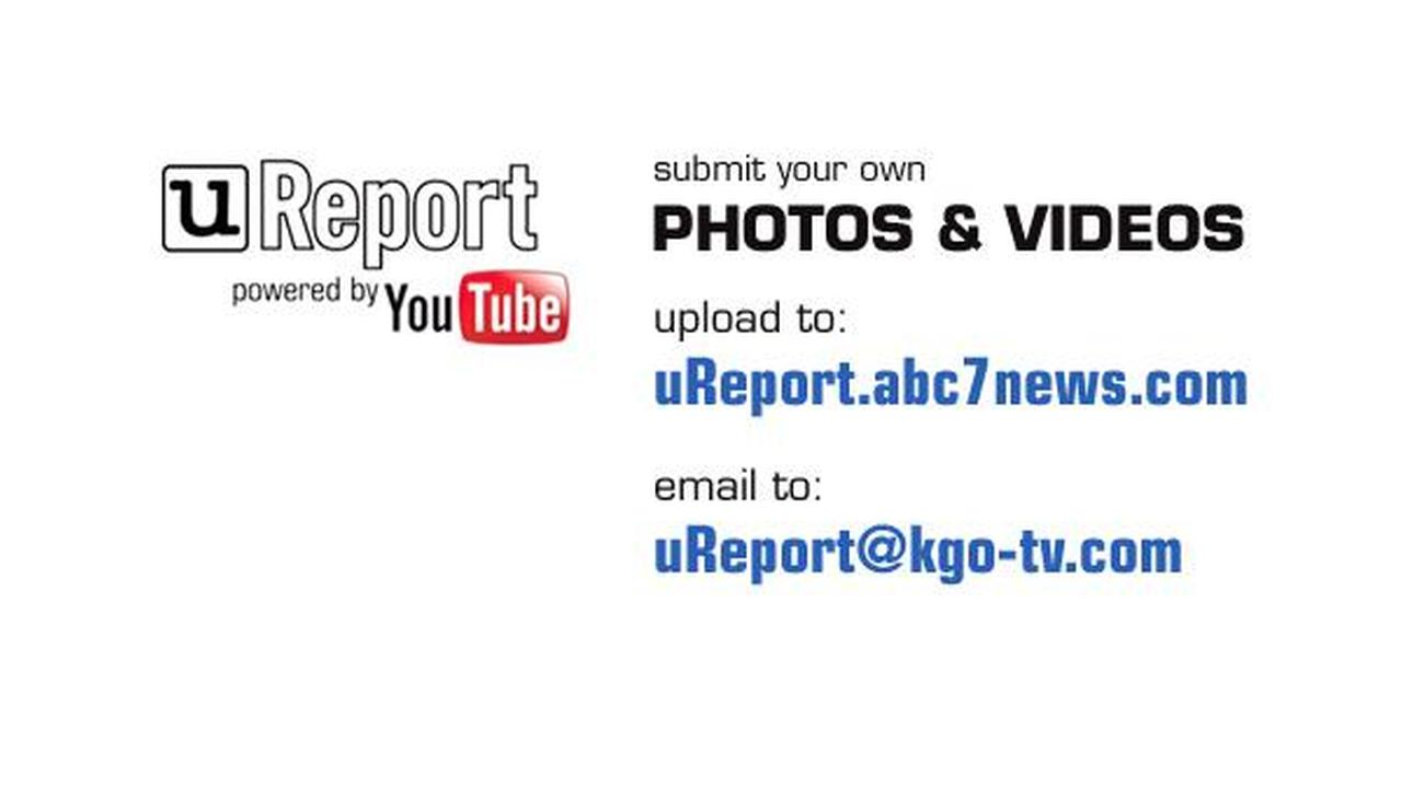 Send your photos and videos to uReport.