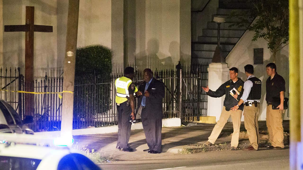 Emanuel AME Church shooting