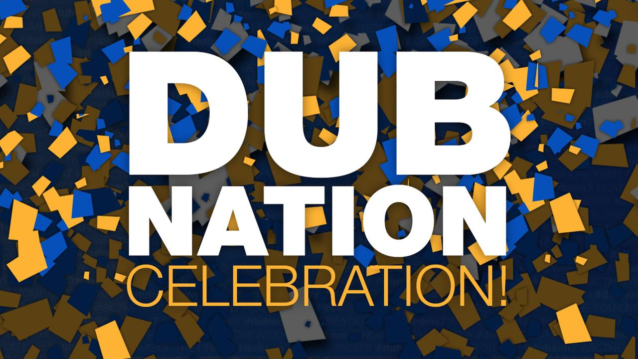 DUBSON7: Golden State Warriors victory parade & rally