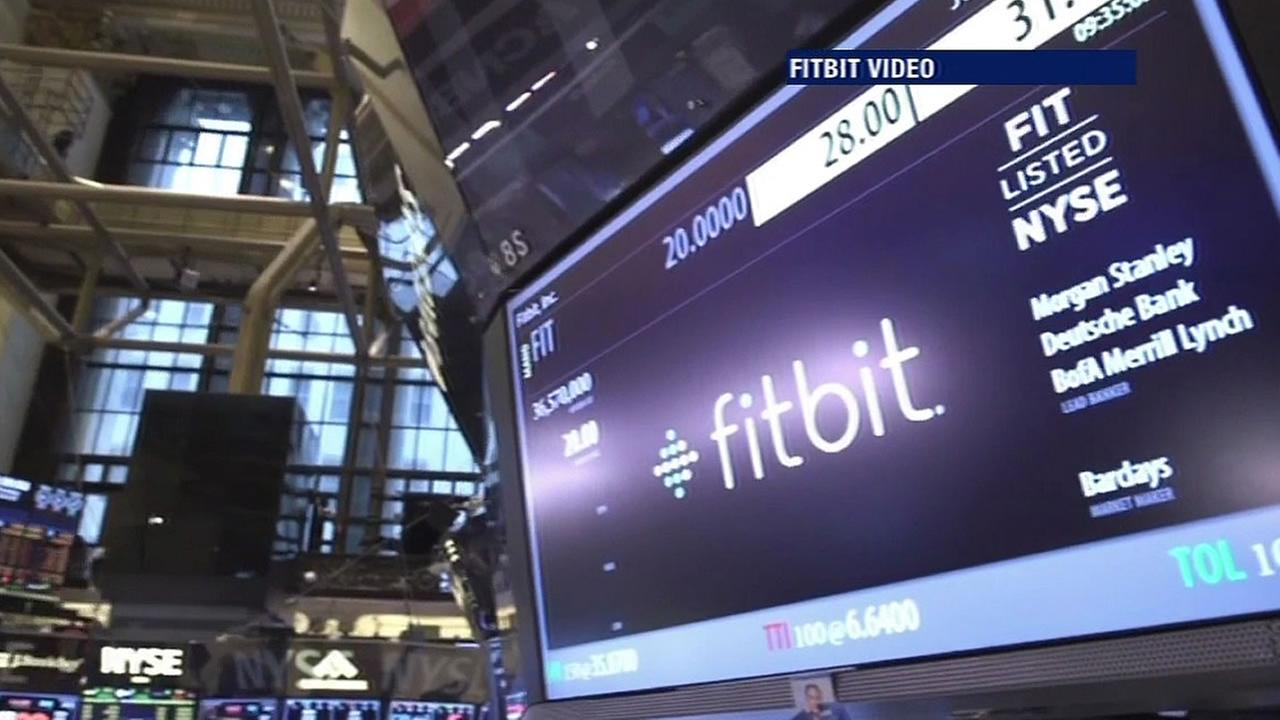 Friday Fitbit has an impressive opening on Wall Street on Friday, June 18, 2015, despite the rash problem 7 On Your Side has been covering for over a year.