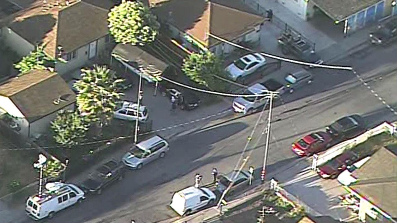 One person wounded in drive-by shooting in San Jose.