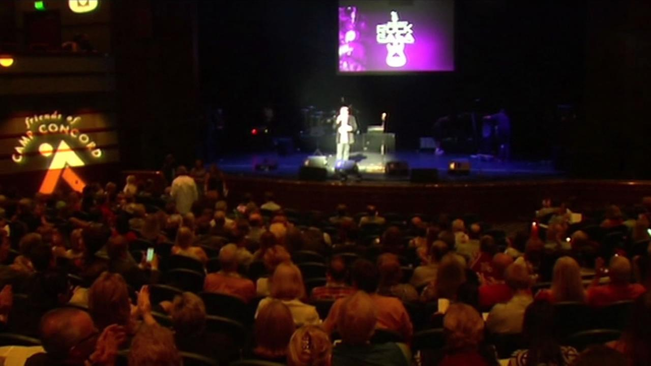 ABC7 News Anchor Dan Ashleys Rock the CASA Foundation hosted its annual concert at Lesher Center for the Arts on Saturday, June 20, 2015.