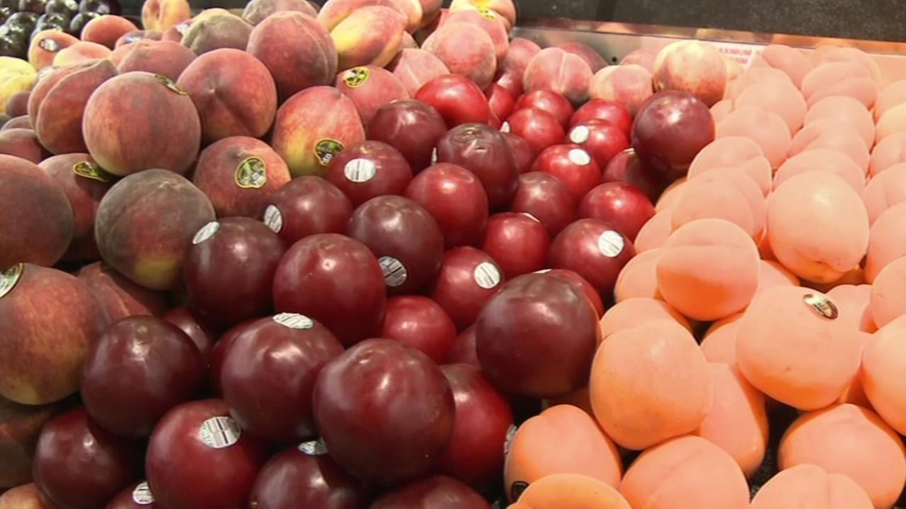 Produce prices are on the rise because of the California drought.