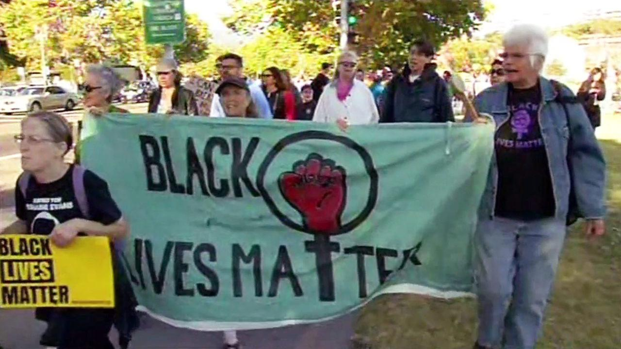 Rally in Oakland, Sunday, June 21, 2015.