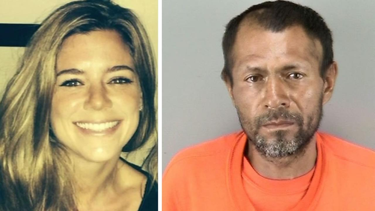 Police have arrested 45-year-old Francisco Sanchez in connection with the shooting death of 32-year-old Kathryn Steinle in San Francisco on July 2, 2015.