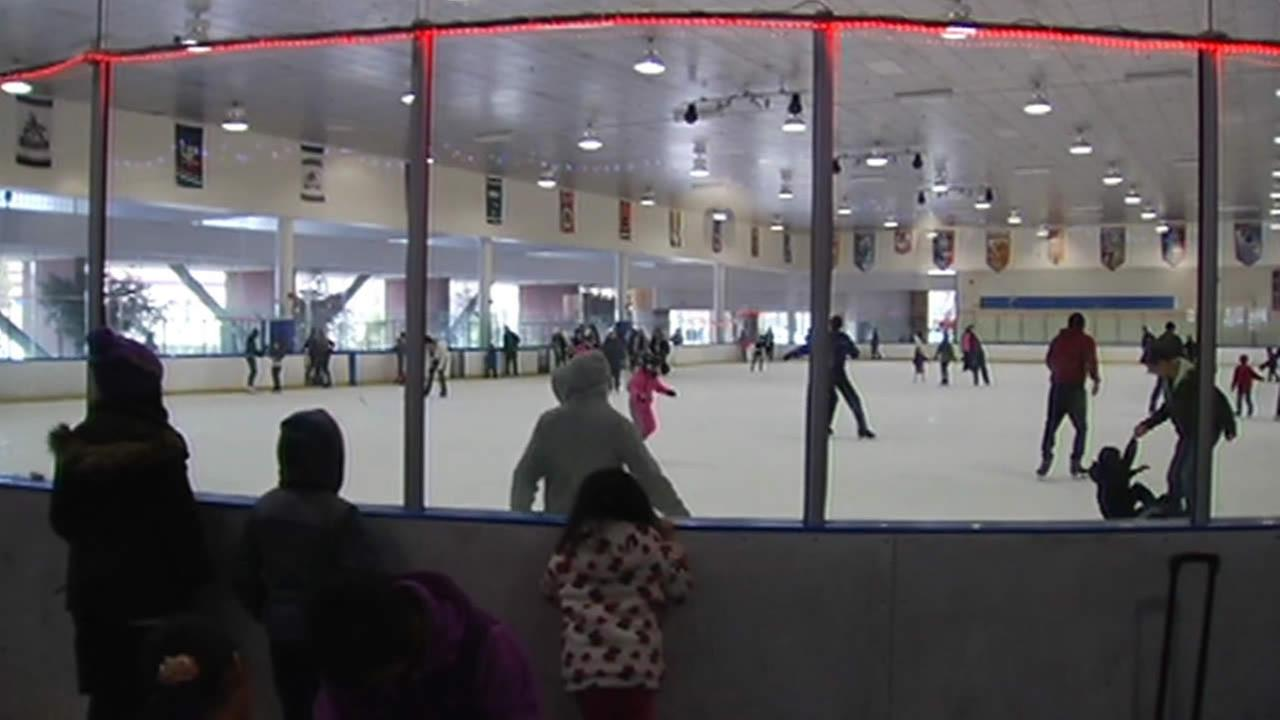 Bridgepointe Ice Center in San Mateo