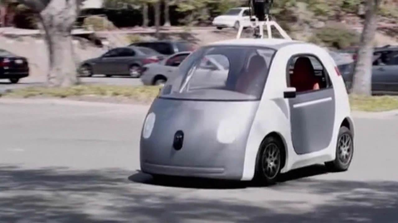 Driverless Car S Road 3 500 Road Trip Across U S Starts