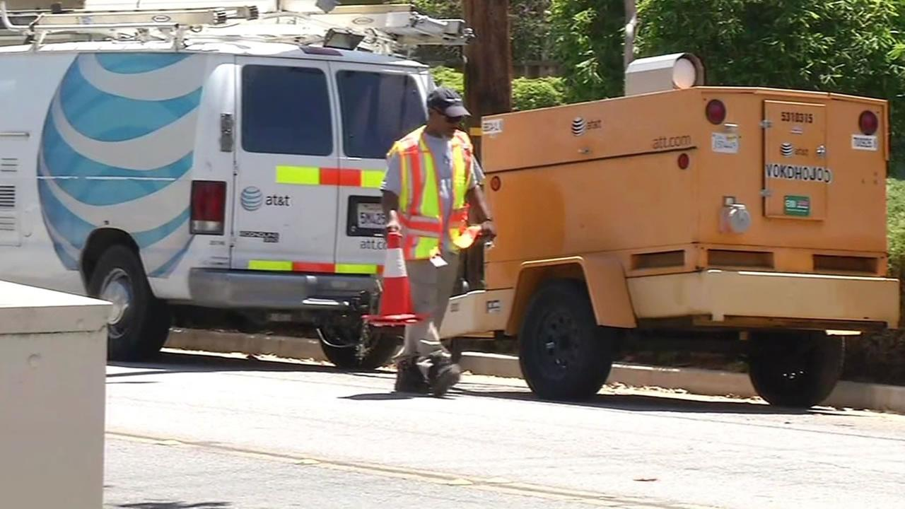 A San Jose family is finally enjoying some peace and quiet after a utility mix-up left a big diesel generator running in front of their house for weeks.