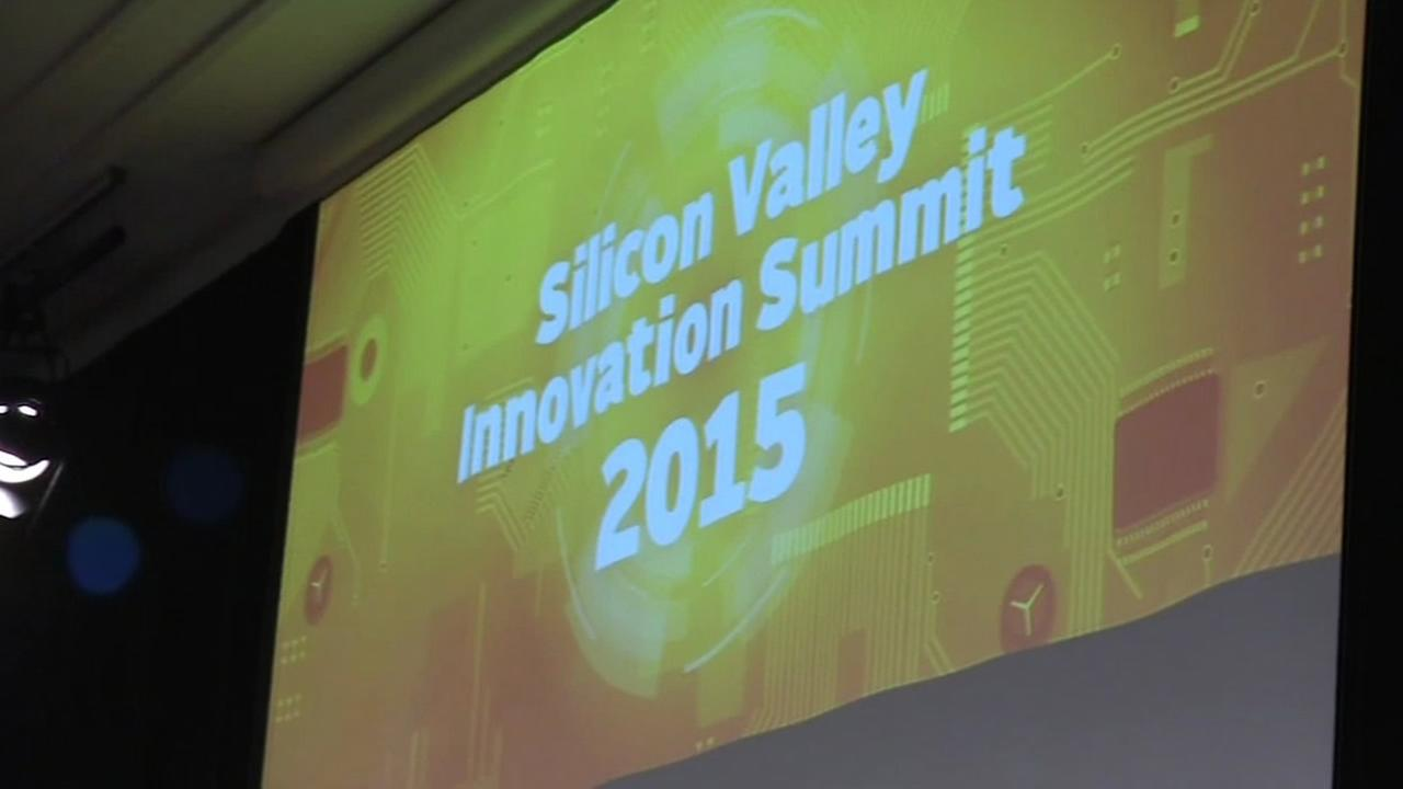 The Silicon Valley Innovation Summit was held at the Computer History Museum in Mountain View, Calif. on July 8, 2015.