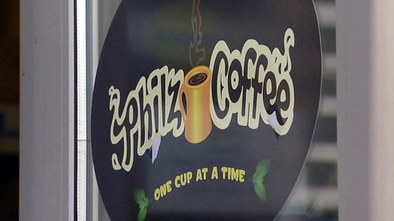 Philz Coffee logo.