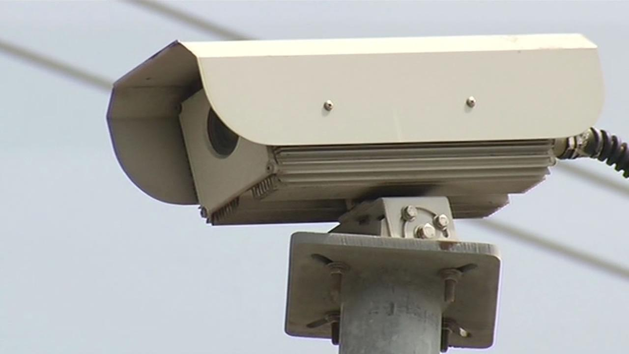 The city of Fremont approved the installation of license plate readers  during a meeting at City Hall on Thursday, July 9, 2015.