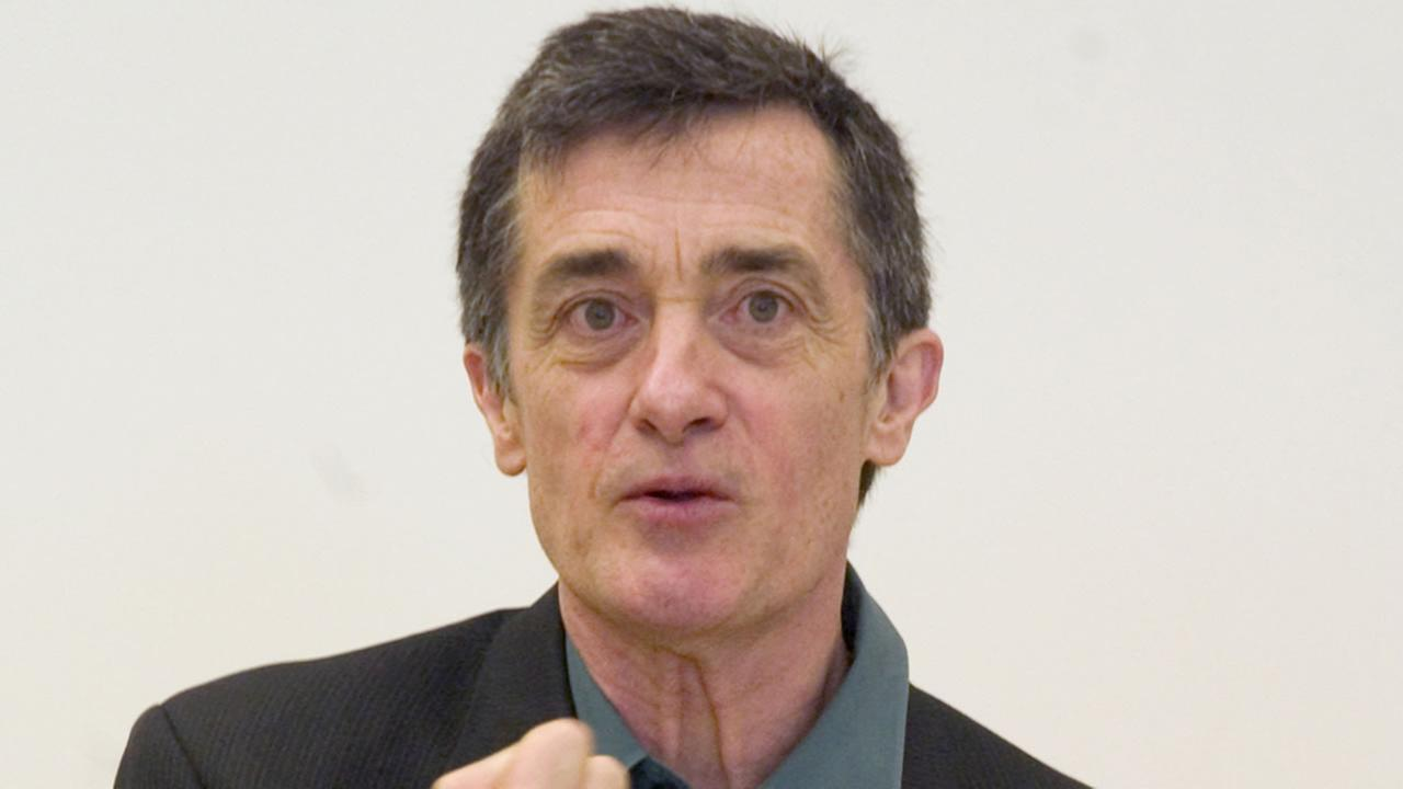 In this May 24, 2006, file photo, Roger Rees, artistic director of the Williamstown Theatre Festival in Williamstown, Mass., introduces the 2006 season in New York.