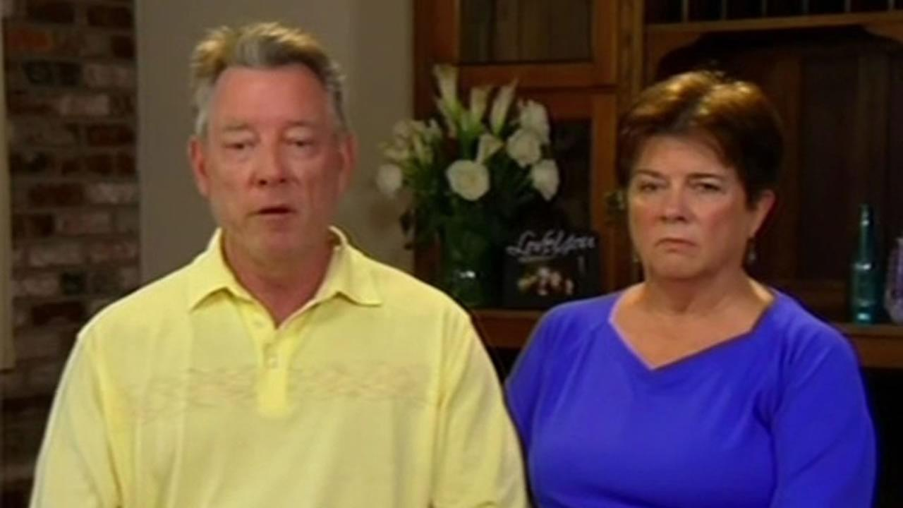 The parents of Kate Steinle, the woman killed at Pier 14 in San Francisco, appeared on the OReilly Factor Monday, July 13, 2015 and said they felt the law let them down.