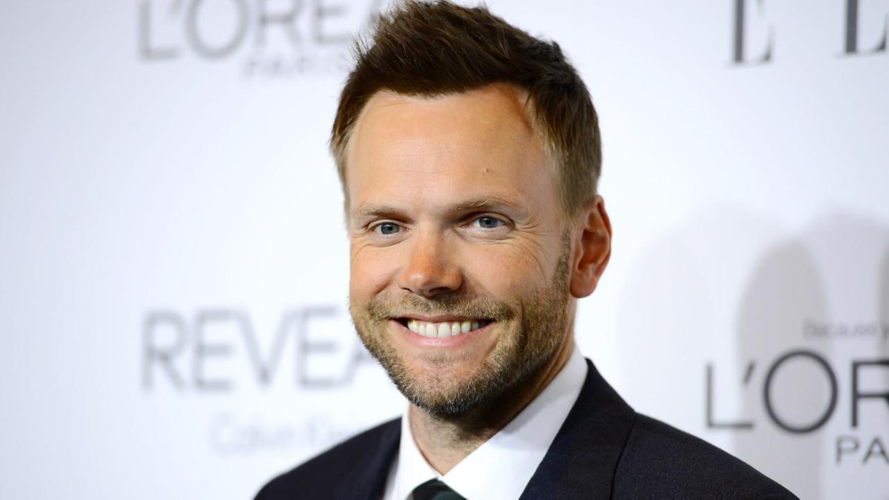 In this Monday, Oct. 20, 2014, file photo, actor and talk show host Joel McHale arrives at ELLEs 21st annual Women In Hollywood Awards at the Four Seasons Hotel, in Los Angeles. McHale is signed up to be host of the annual ESPY Awards show in July 2015.