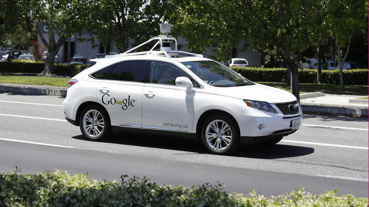 Blind man chosen as first person to test Google's driverless car ...